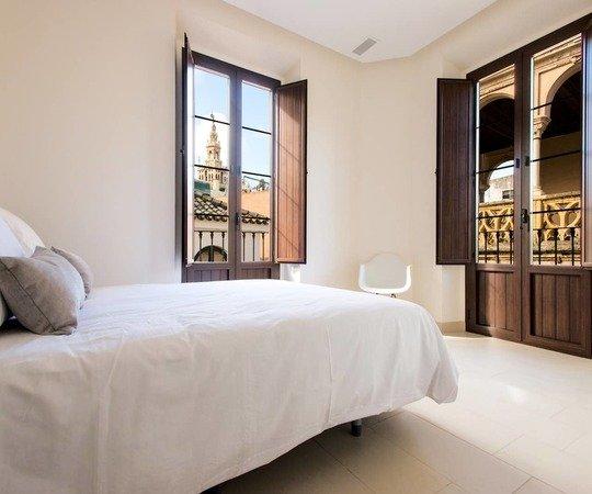 Apartamento con vistas a la Giralda